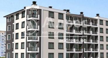 Тристаен апартамент, Варна, Кайсиева градина, 513564, Снимка 1