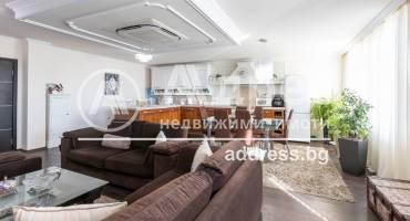 Тристаен апартамент, Варна, м-ст Евксиноград, 504570, Снимка 1