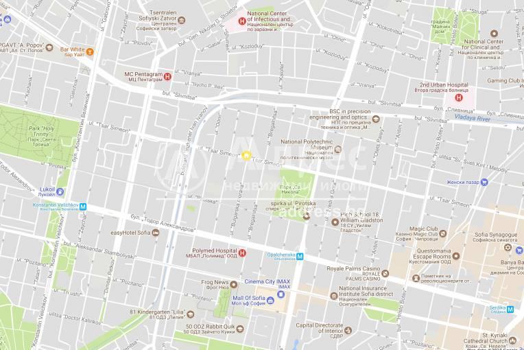 Тристаен апартамент, София, Център, 415573, Снимка 2