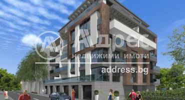 Едностаен апартамент, Пловдив, Център, 507575, Снимка 1