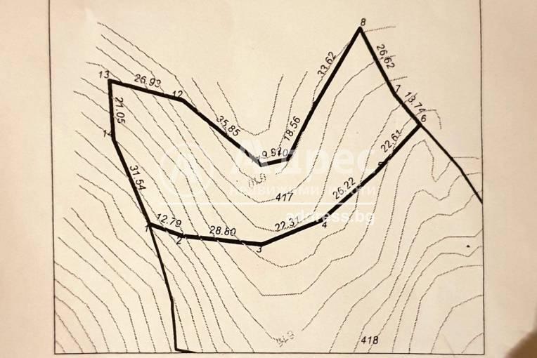 Земеделска земя, Логодаж, 479580, Снимка 1