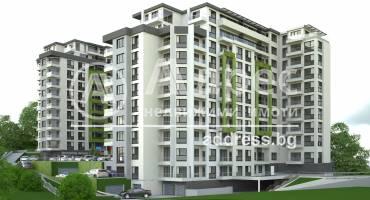 Тристаен апартамент, Варна, Кайсиева градина, 496581, Снимка 1