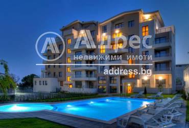 Двустаен апартамент, Варна, к.к. Чайка, 511587, Снимка 1