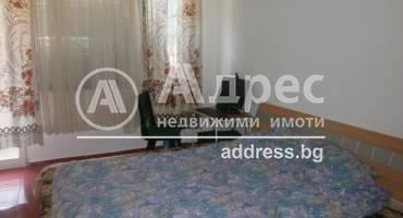 Тристаен апартамент, Ямбол, Граф Игнатиев, 198595, Снимка 1