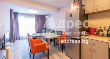 Тристаен апартамент, Варна, Чайка, 523602, Снимка 1