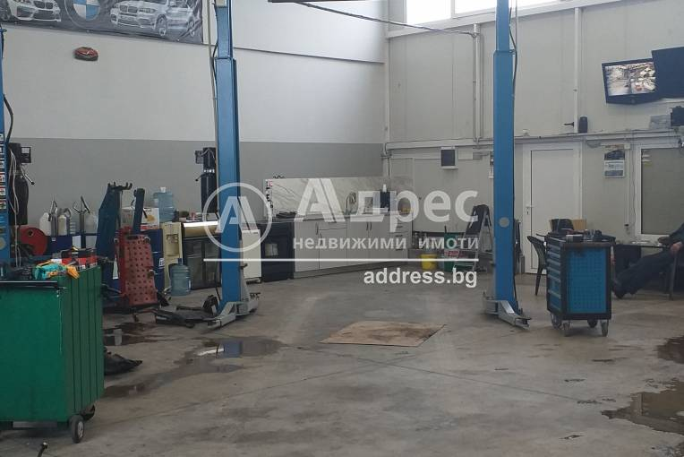 Цех/Склад, Хасково, Южна индустриална зона, 470606, Снимка 2