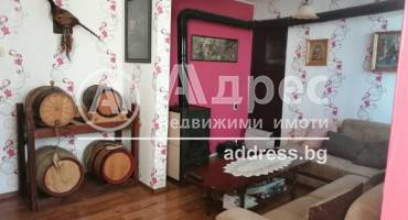 Тристаен апартамент, Ямбол, 494606, Снимка 1