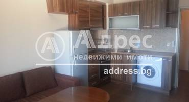 Двустаен апартамент, Варна, Трошево, 505608, Снимка 1