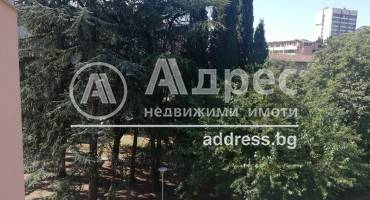 Тристаен апартамент, Стара Загора, Център, 490624, Снимка 1