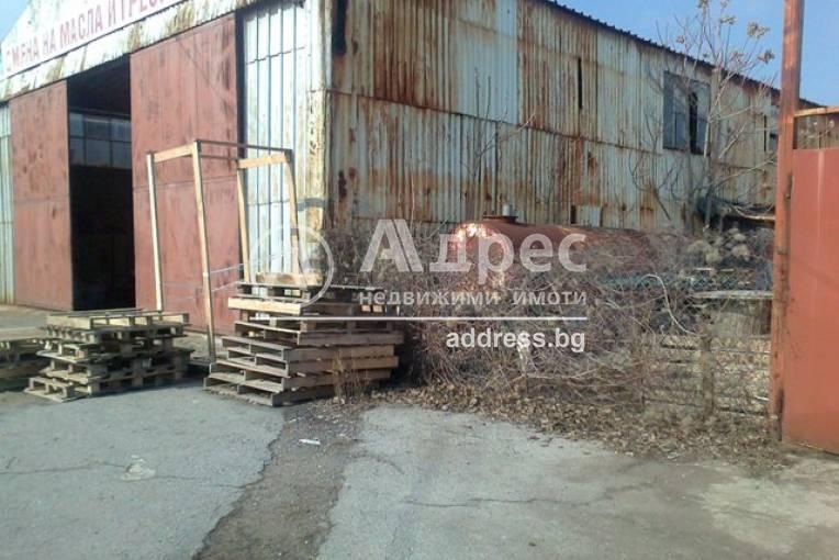 Цех/Склад, Ямбол, Промишлена зона, 177632, Снимка 1