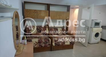 Едностаен апартамент, Варна, Левски, 436640, Снимка 1