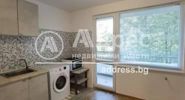 Едностаен апартамент, Русе, Възраждане, 521641, Снимка 1