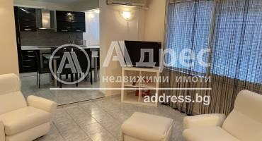 Тристаен апартамент, Варна, Лятно кино Тракия, 503644, Снимка 1