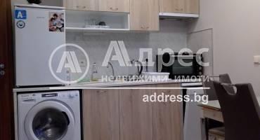 Едностаен апартамент, София, Полигона, 523653, Снимка 1