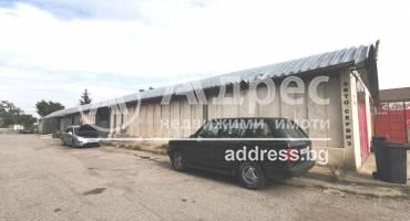 Цех/Склад, Ямбол, Промишлена зона, 495654, Снимка 1