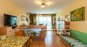 Двустаен апартамент, Варна, к.к. Златни Пясъци, 458657, Снимка 1