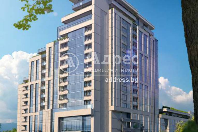 Тристаен апартамент, София, Изгрев, 481678, Снимка 1