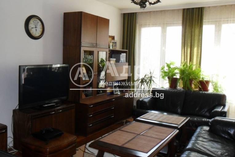 Тристаен апартамент, Ямбол, 225688, Снимка 1