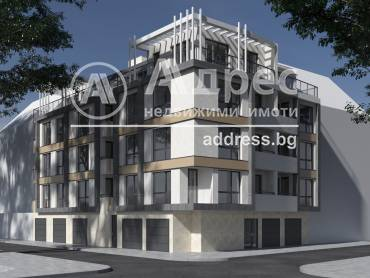 Двустаен апартамент, Варна, Погребите, 523700, Снимка 1