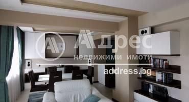 Тристаен апартамент, Стара Загора, Център, 497703, Снимка 1