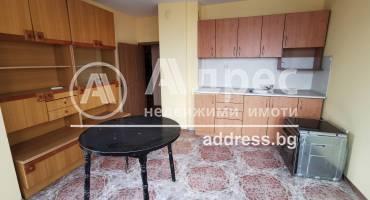 Тристаен апартамент, Варна, Колхозен пазар, 524704, Снимка 1