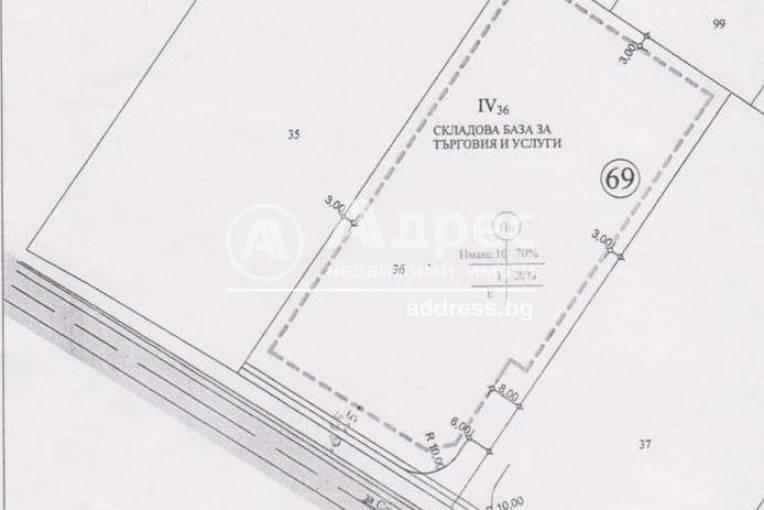 Парцел/Терен, Ямбол, Промишлена зона, 38708, Снимка 3