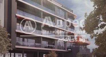 Тристаен апартамент, Пловдив, Коматево, 491711