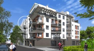 Тристаен апартамент, Пловдив, Кючук Париж, 514715, Снимка 1