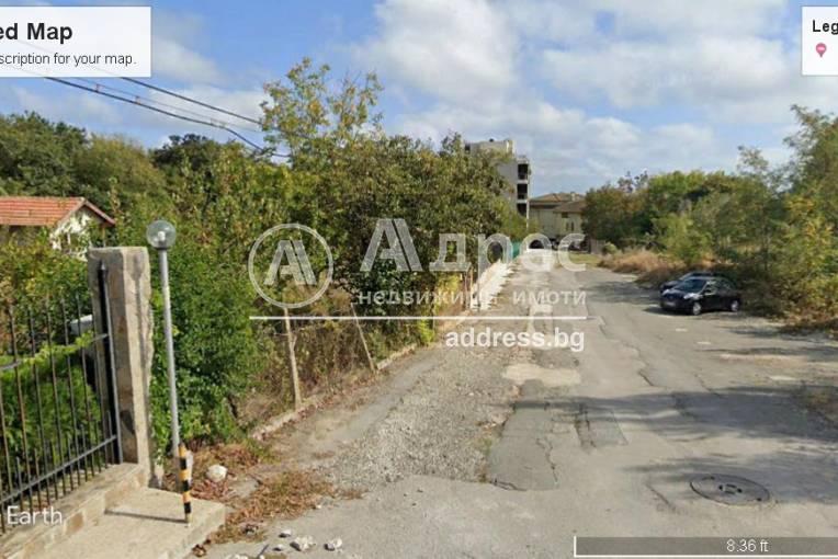 Парцел/Терен, Варна, к.к. Чайка, 305716, Снимка 1