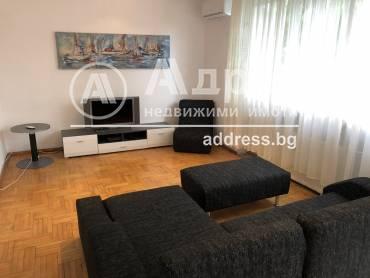 Двустаен апартамент, Бургас, Лазур, 497718, Снимка 1