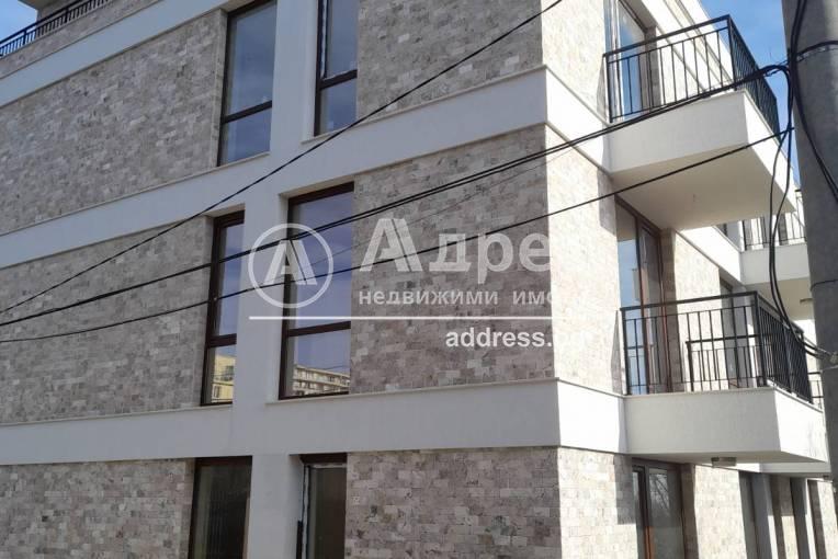 Тристаен апартамент, Варна, Бриз, 460719, Снимка 1