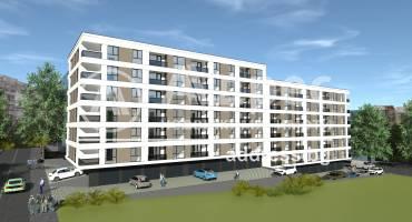 Двустаен апартамент, Шумен, Болницата, 498730, Снимка 1