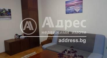 Двустаен апартамент, Стара Загора, Три чучура- център, 500736, Снимка 1