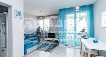 Двустаен апартамент, Варна, Аспарухово, 525737, Снимка 1
