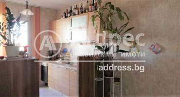 Тристаен апартамент, Ямбол, Георги Бенковски, 479747, Снимка 1