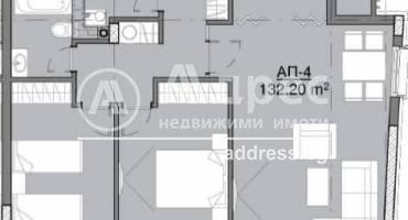 Тристаен апартамент, София, Манастирски ливади - изток, 490755, Снимка 1