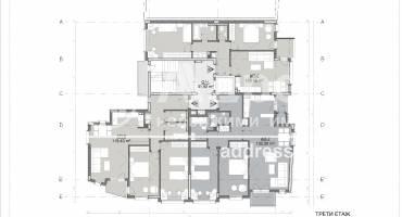 Тристаен апартамент, София, Манастирски ливади - изток, 490762, Снимка 2