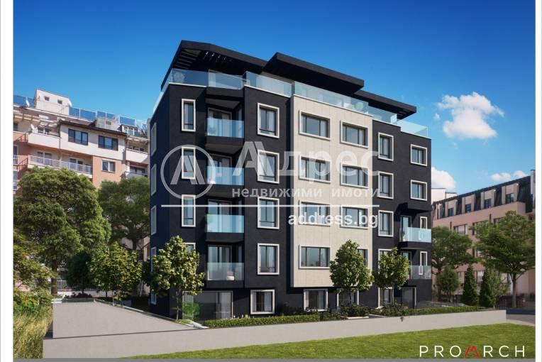 Тристаен апартамент, София, Манастирски ливади - изток, 490762, Снимка 1