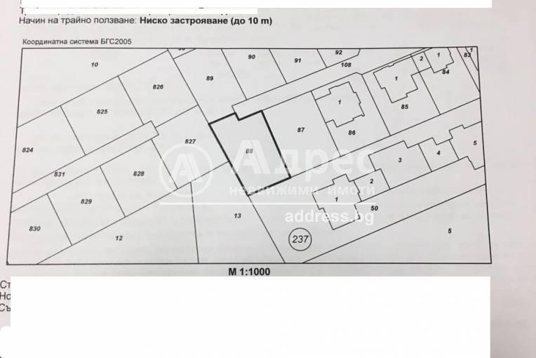 Парцел/Терен, Пловдив, Христо Смирненски, 444763, Снимка 3