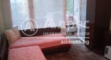Едностаен апартамент, Велико Търново, Бузлуджа, 513772, Снимка 1