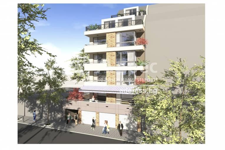 Тристаен апартамент, Стара Загора, Център, 482777, Снимка 2