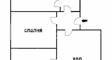 Тристаен апартамент, Велико Търново, Център, 412783, Снимка 1