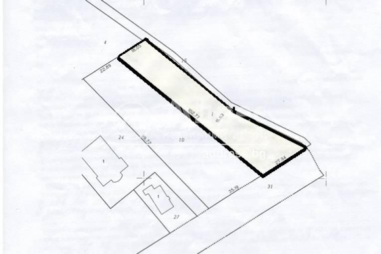Парцел/Терен, Хасково, Болярово, 451789, Снимка 1