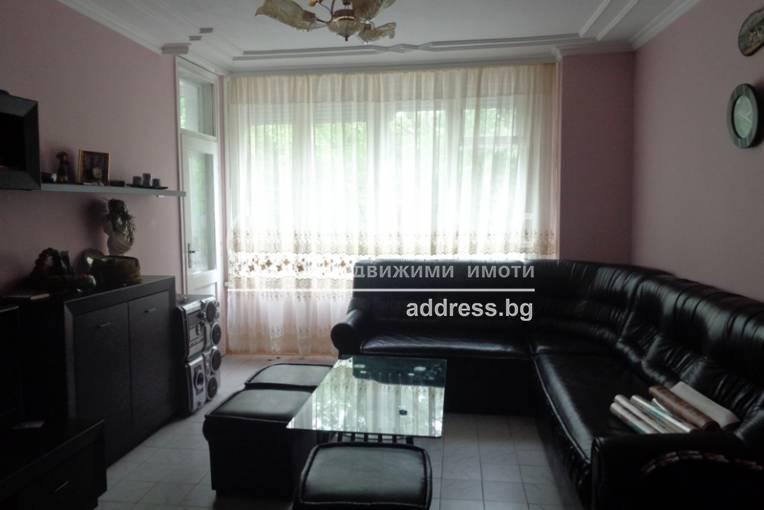 Тристаен апартамент, Ямбол, Център, 241791, Снимка 1