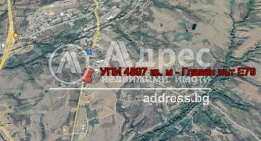 Парцел/Терен, Сандански, Главен път Е-79, 520797, Снимка 1
