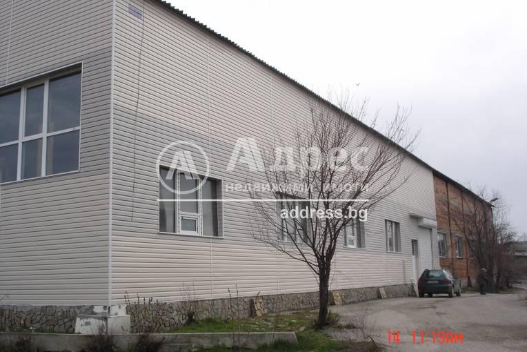 Цех/Склад, Добрич, Промишлена зона - Север, 209798, Снимка 1