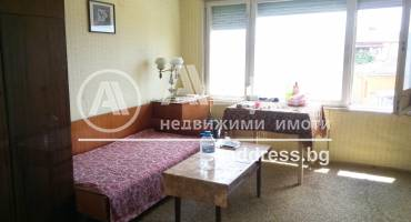 Тристаен апартамент, Ямбол, Каргон, 516800, Снимка 1