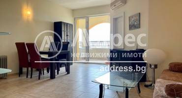 Тристаен апартамент, Варна, к.к. Златни Пясъци, 511801, Снимка 1