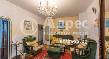 Тристаен апартамент, Варна, Лятно кино Тракия, 521802, Снимка 1