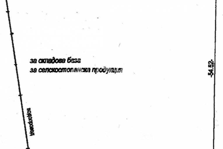 Парцел/Терен, Ямбол, Промишлена зона, 118812, Снимка 1